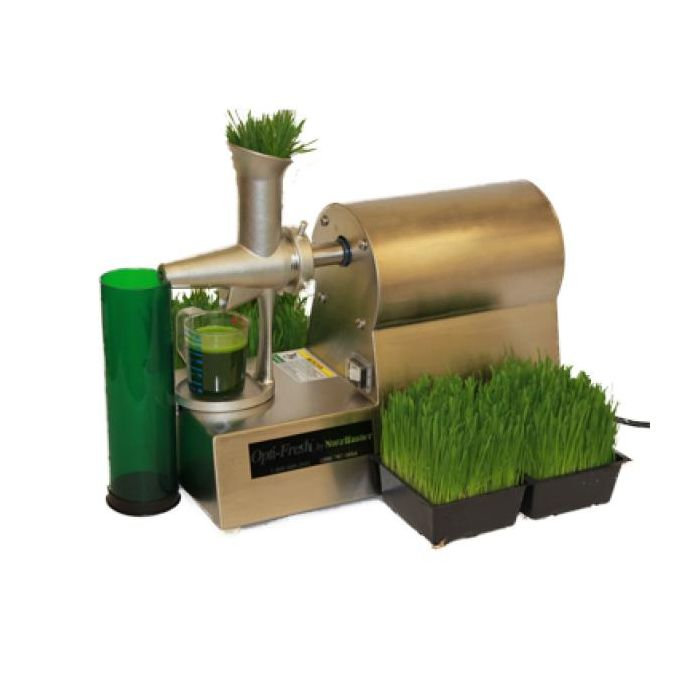 Nutrifaster Opti Fresh Commercial Wheat Grass Juicer