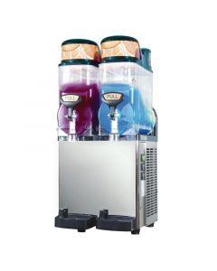 Blue Ice ST12X2 Double Slush Machine