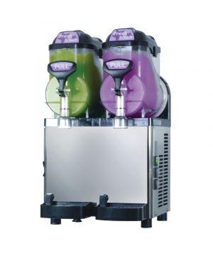 Blue Ice M175X2 Double Slush Machine