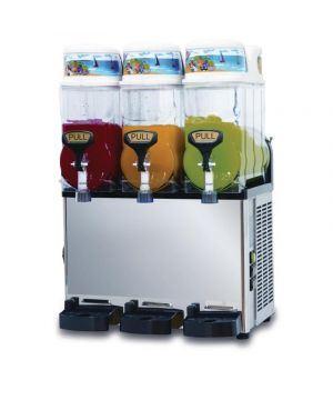 Blue Ice ST12X3 Triple Slush Machine